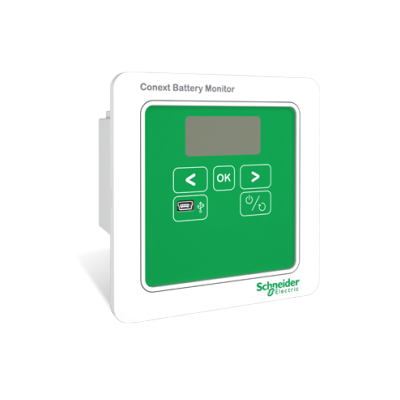 SCHNEIDER ELECTRIC CONEXT BATTERY MONITOR