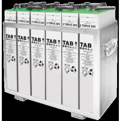 TAB 2V 6 TOPZS 750 (975Ah C100)