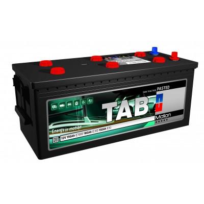 Batería Monobloque TAB SOLAR 12V 245Ah C100