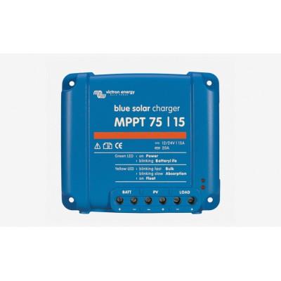 Blue Solar MPPT 75/15 (12/24V-15A)