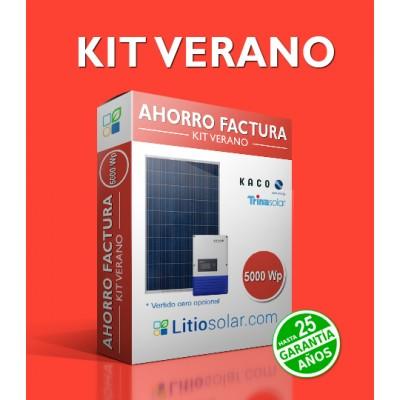 Kit VERANO - 5000 Wp
