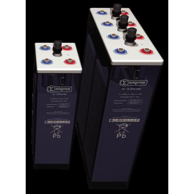 SIGMA 2V 6 OPzS 420 (651Ah C100)