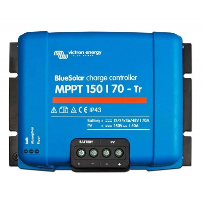 Blue Solar MPPT 150/70 Tr