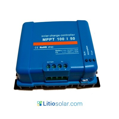 MPPT TE 100V 50A (12/24V)