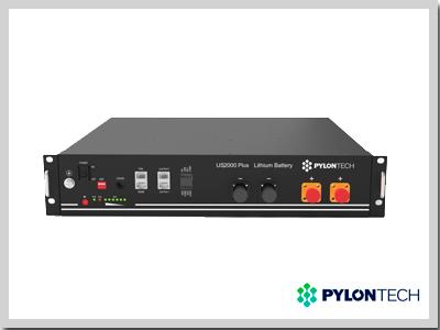 Batería de LifeP04 PYLONTECH